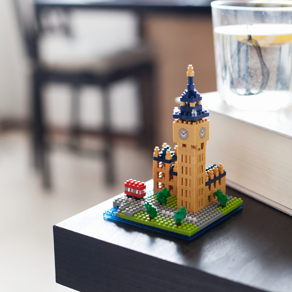 Nano Block Big Ben
