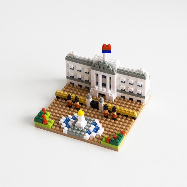 Nano Block Buckingham Palace