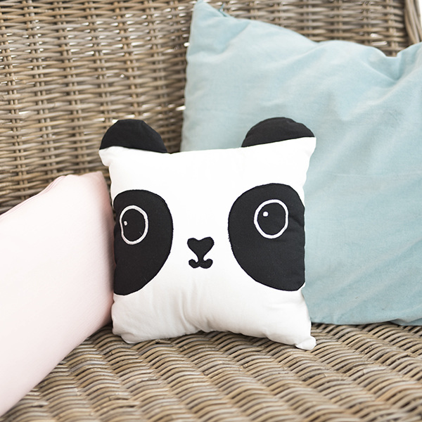 Cojín Panda