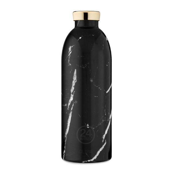 Botella Clima Black Marble 850ml