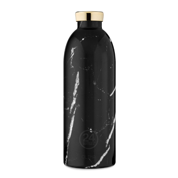 Botella Clima Black Marble 850ml