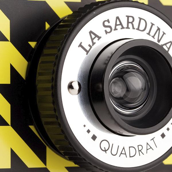 Cámara Sardina Quadrat