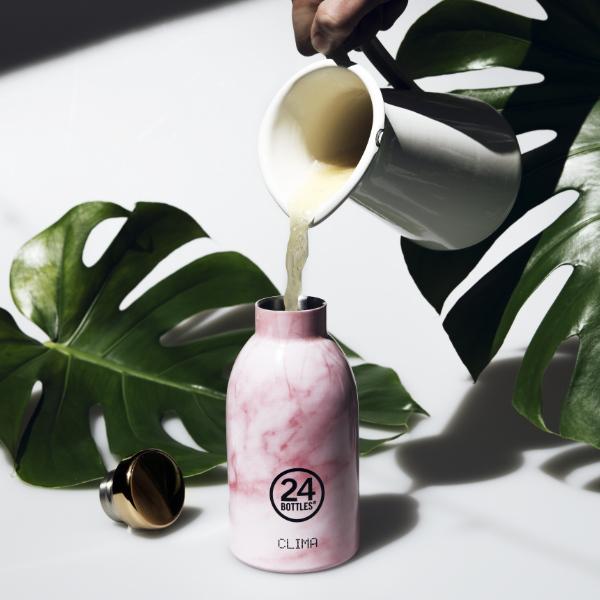 Botella Clima Pink Marble 850ml