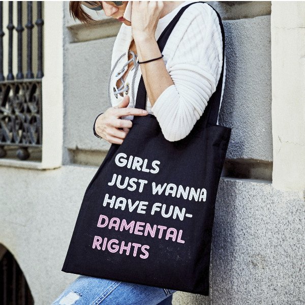 Tote Girls Just Wanna Have