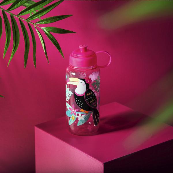 Botella 1l Toucan