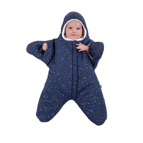 Buzo Estrella Azul