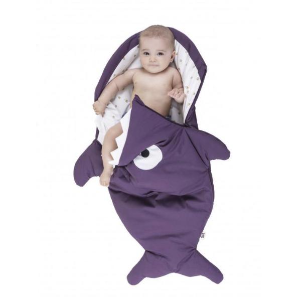 Saco Tiburón Morado