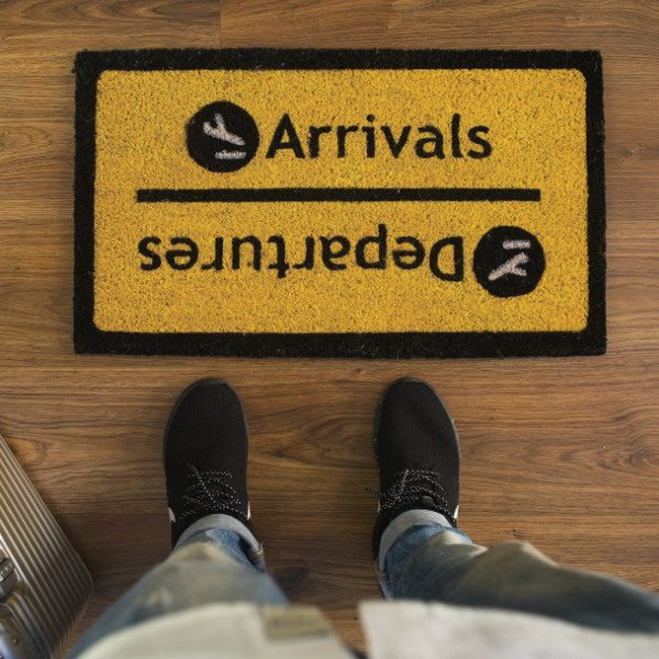 Felpudo Arrivals/Departures
