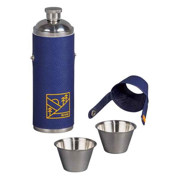 Termo Mini con 2 Vasos