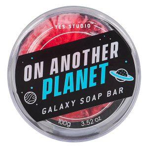 Jabón Galaxy Rojo