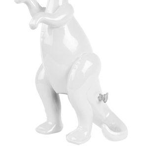 Hucha Dinosaurio Blanco