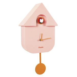 Reloj de Cuco Rosa