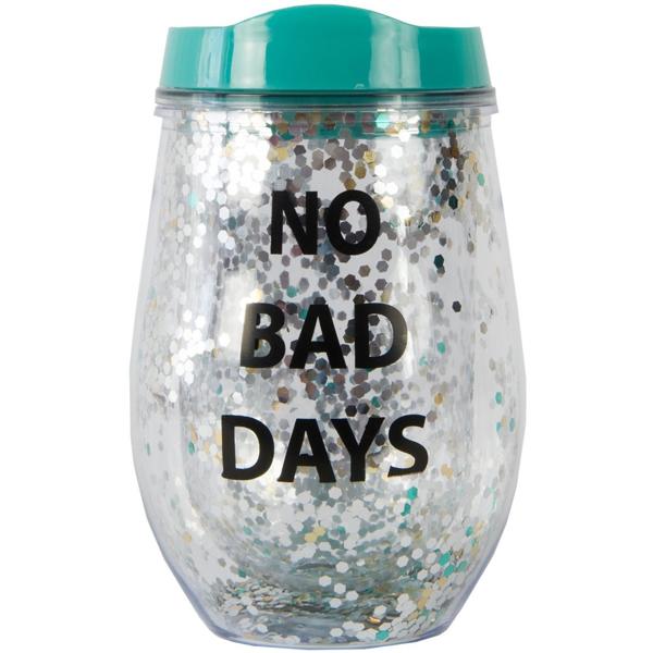Vaso Purpurina No Bad Days
