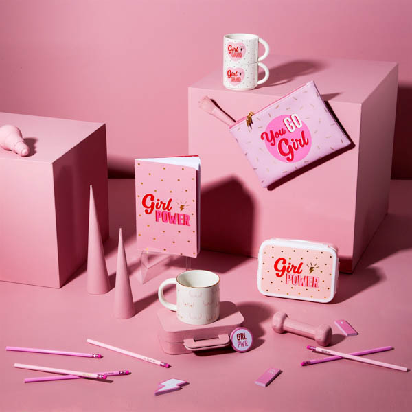Set 2 tazas Girl Power