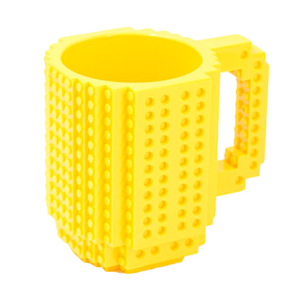 Taza Lego Amarilla