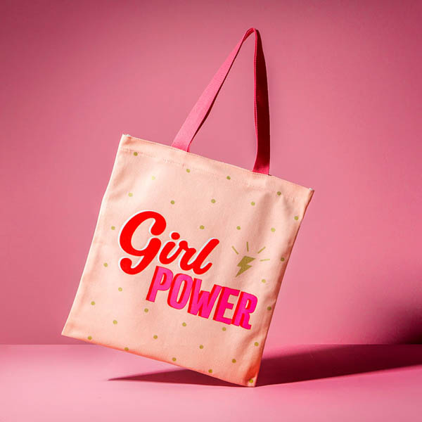 Tote Girl Power
