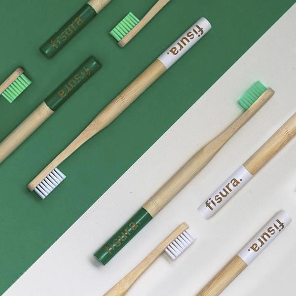 Cepillo Bamboo