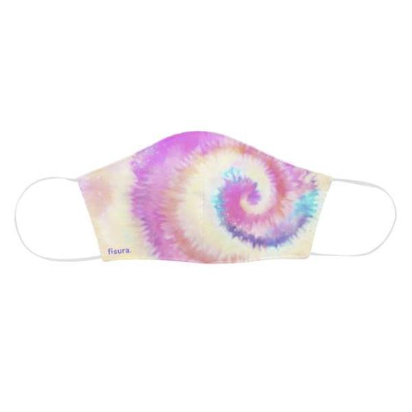 Mascarilla Infantil Tie Dye