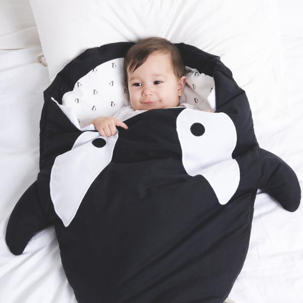 Saco Tiburón Negro