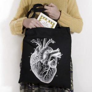 Tote Corazón Anatómico