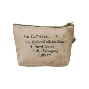 Monedero Harry Potter Letter