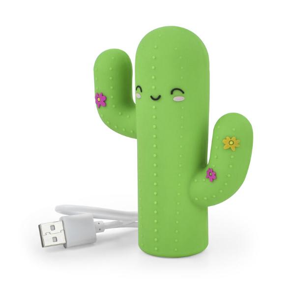 Power Bank Cactus