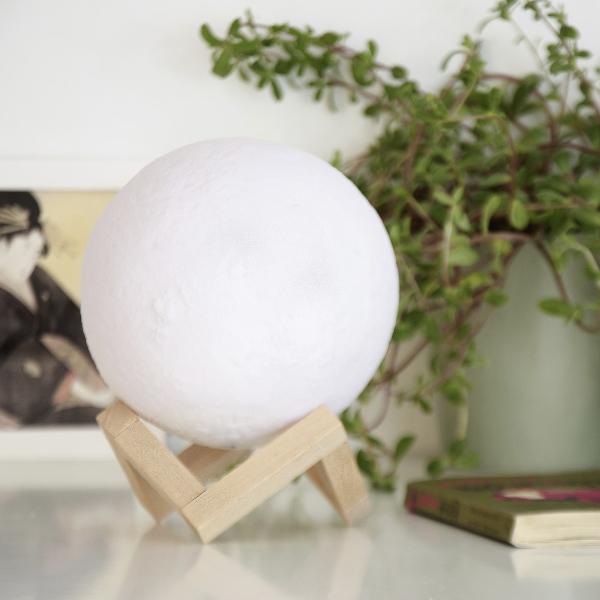 Lámpara Mediana Luna