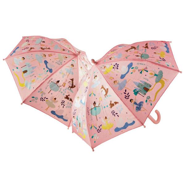 Paraguas Bailarinas