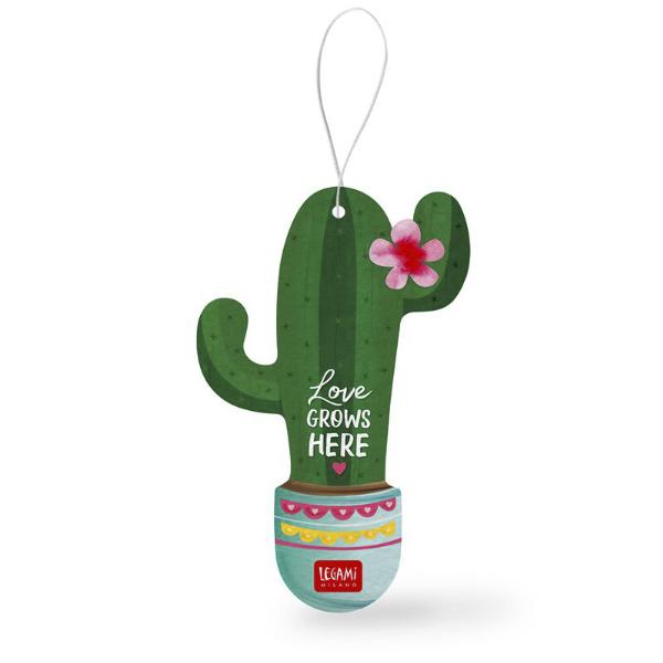 Ambientador Coche Cactus