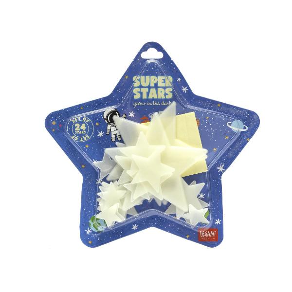 Estrellas Glow in the dark