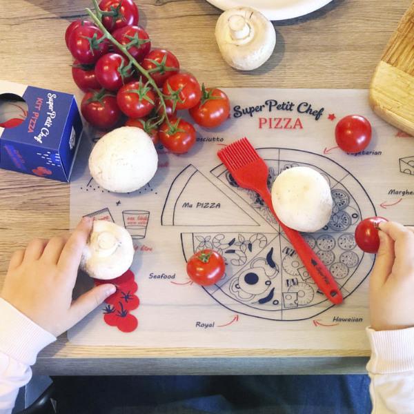 Kit Mini Chef Pizza