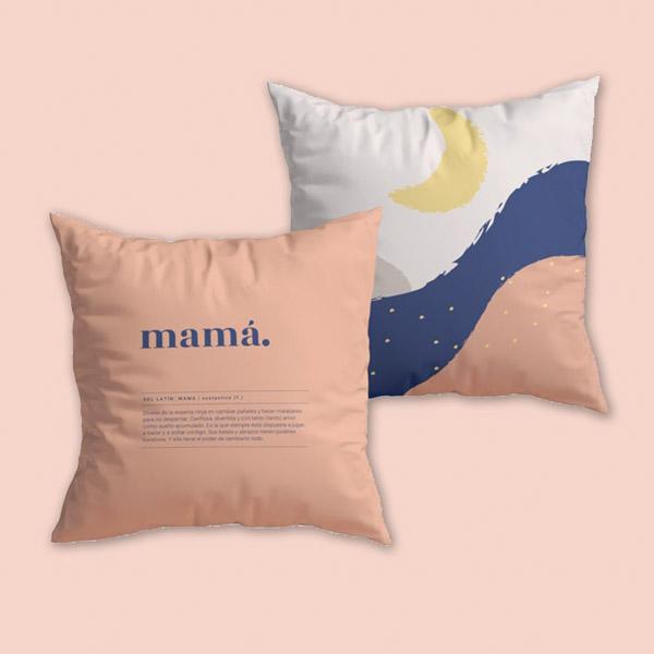 Funda Cojin Mamá Extraordinaria