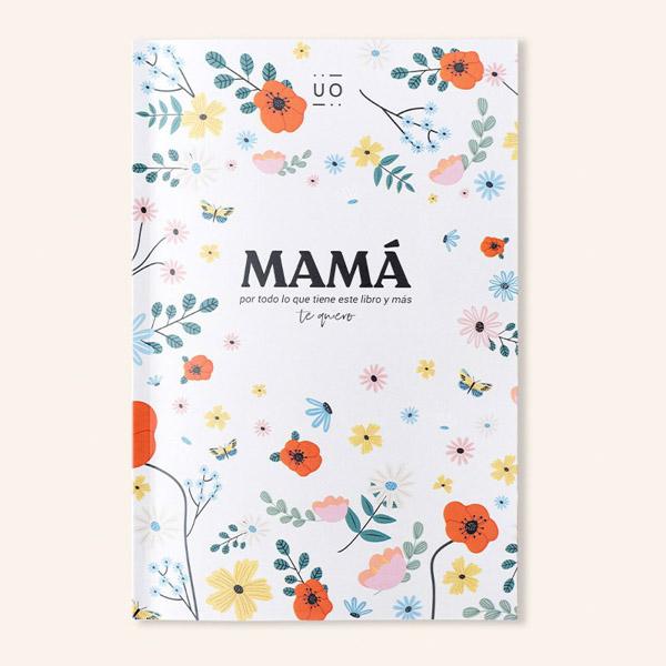 Libro Rellenable Mamá