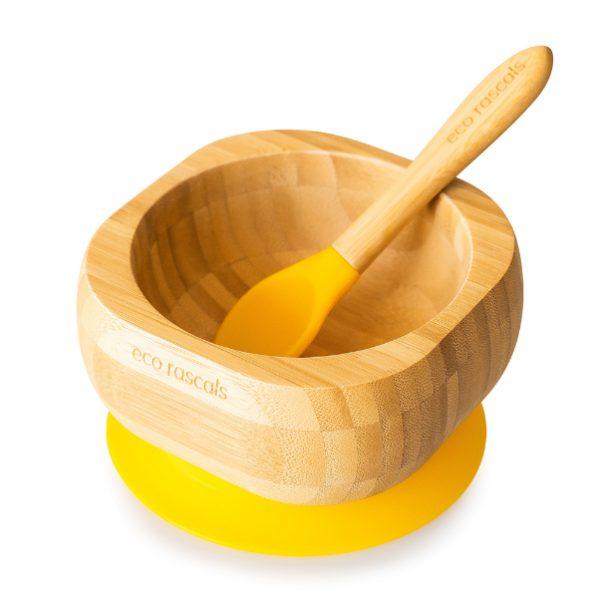 Bol Bamboo Amarillo