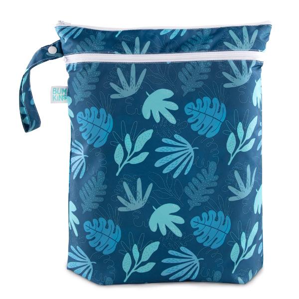 Bolsa wet/dry blue tropic
