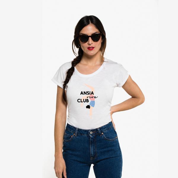 camiseta ansia