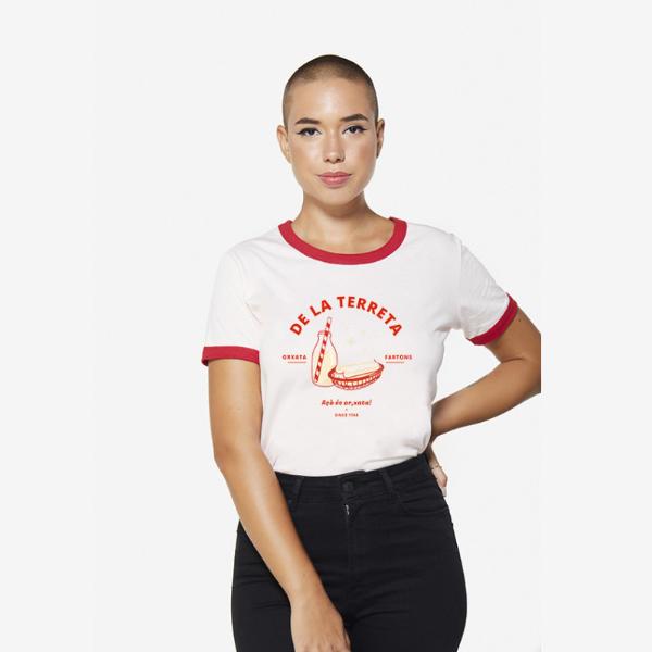Camiseta Orxata