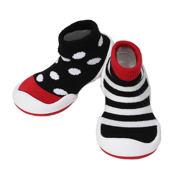 Zapato Lunares y Rayas
