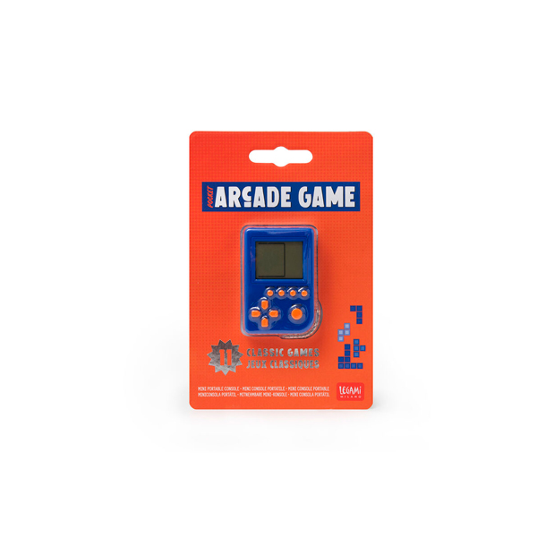 pocket arcade game