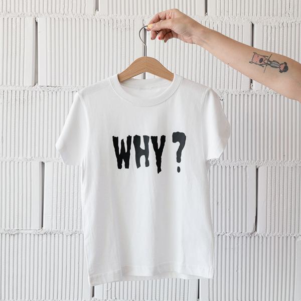 Camiseta Why
