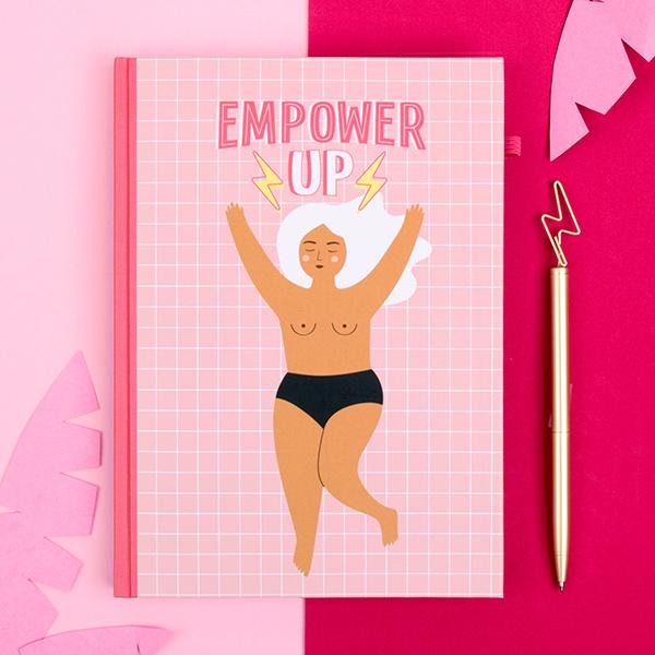 Libreta Empower Up